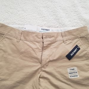 Old Navy Shorts - Buy 2, get 1 free...NWT Old Navy Khaki shorts